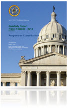 HB1304 Quarterly Progress Report, Third Quarter