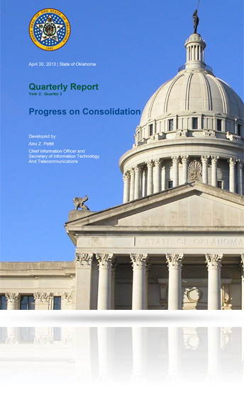 HB 1304 Quarterly Progress Report Year 2, Quarter 3