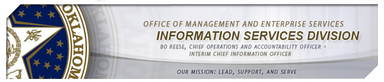 Office of Management and Enterprise Services - ISD