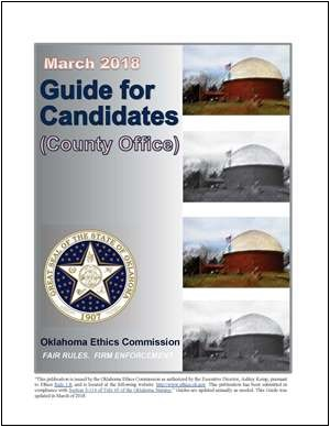 2016 Guide for County Candidates