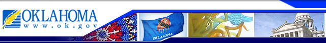 www.ok.gov, Oklahoma's Official Web Site. Image containg scenes from various locations in Oklahoma..