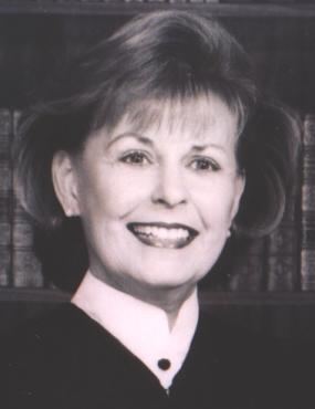 Picture of Judge Nancy L. Coats 2005 WHOF recipien