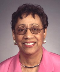 Picture of Maxine Horner 2007 WHOF recipient