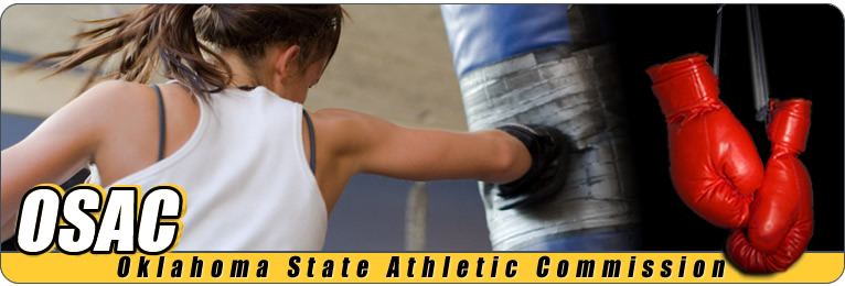 Oklahoma State Athletic Commission