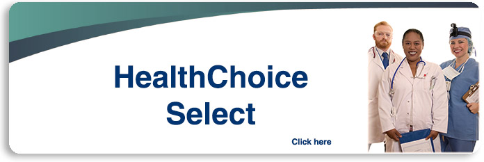 For the services covered under HealthChoice Select and participating facilities, click here.