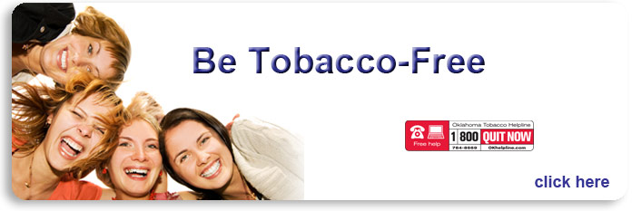 Click here to access the Be Tobacco-Free page for information about Tobacco Cessation Benefits.
