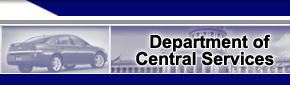 Department of Central Services Home Page