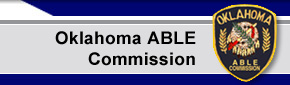 Oklahoma ABLE Commission - Home