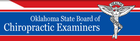 Oklahoma Board of Chiropractic Examiners - Home