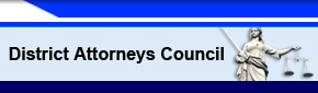 District Attorneys Council Home Page