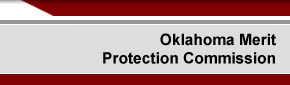 Oklahoma Merit Protection Commission - MPC Home