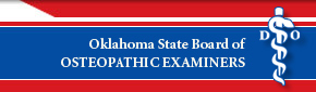 Oklahoma State Board of Osteopathic Examiners - Home