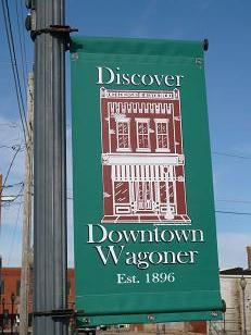 Discover Downtown Wagoner - Est. 1896