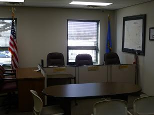Commissioners Meeting Room