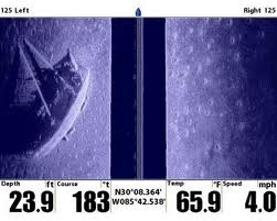 Side Sonar Screen Image